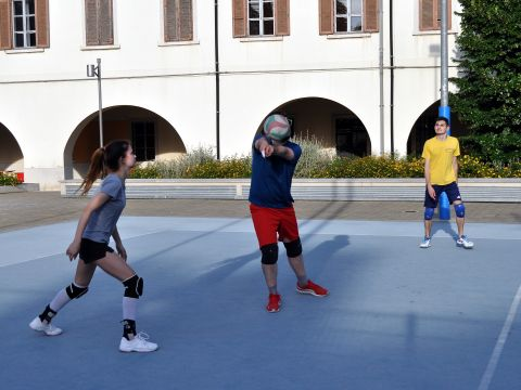 VOLLEY 3X3